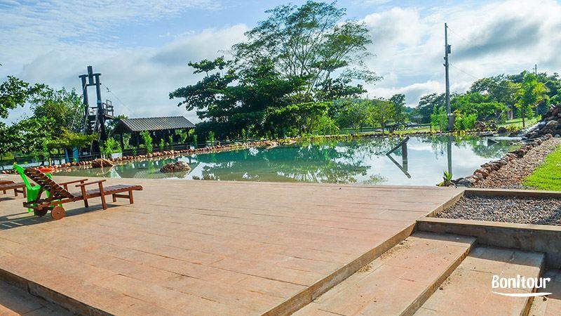 piscina natural Nascente Azul Bonito MS