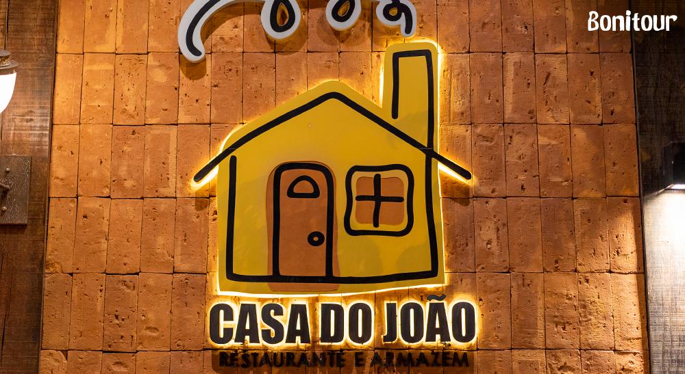 Restaurante Casa do João: um lugar para conhecer em Bonito/MS