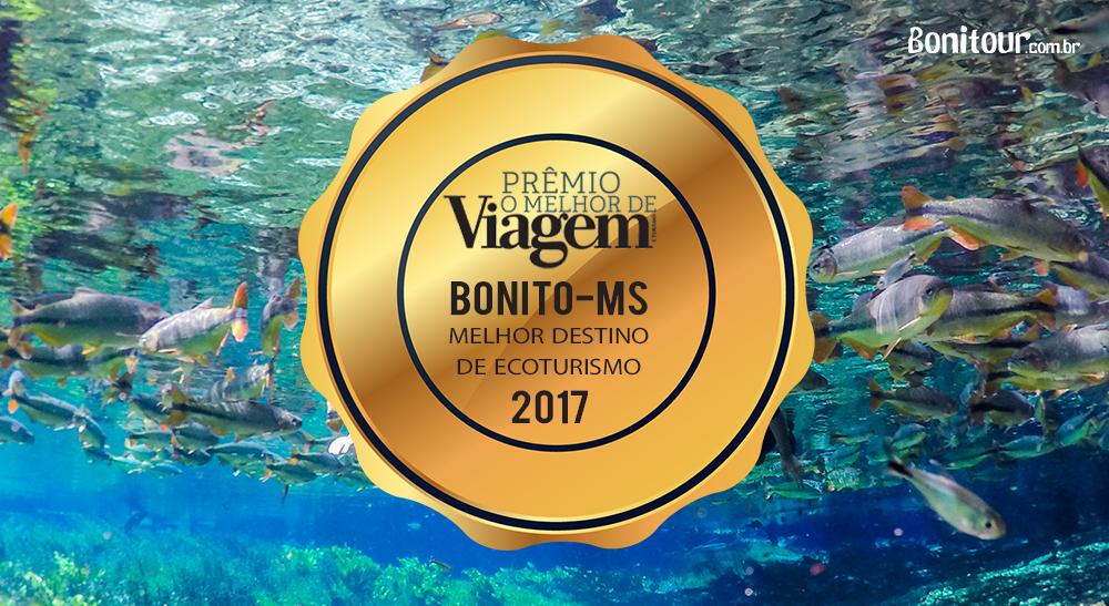 Melhor Destino de Ecoturismo 2017