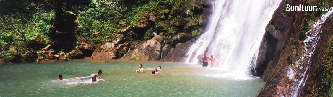 As melhores cachoeiras de Bonito