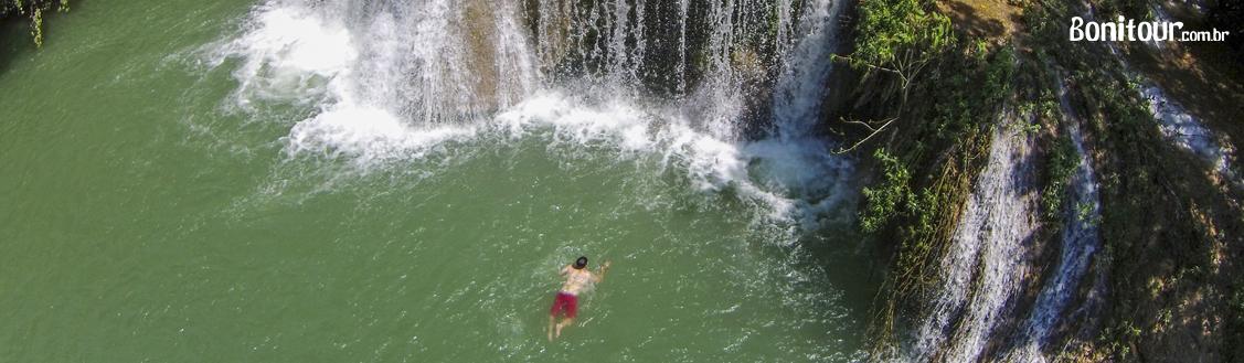 As melhores cachoeiras em Bonito , Mato Grosso do Sul