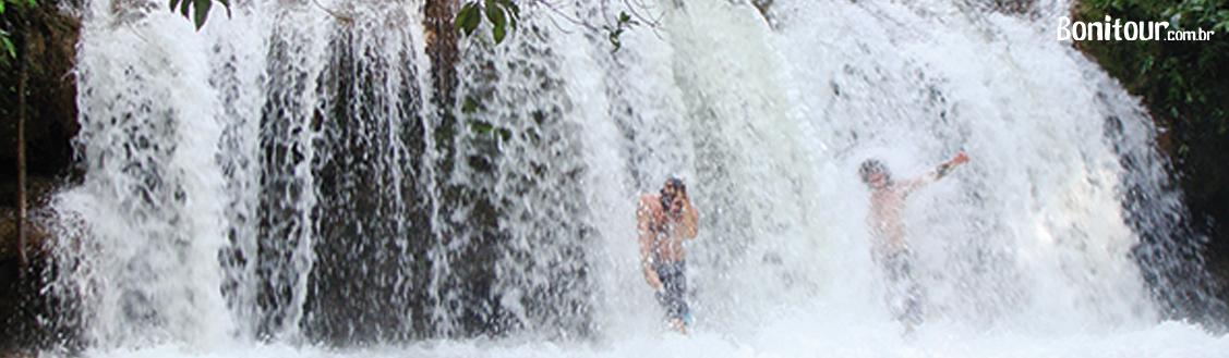 As melhores cachoeiras em Bonito MS