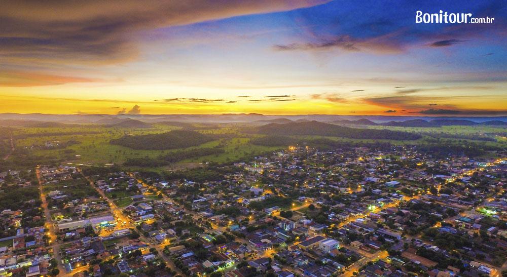 A cidade de Bonito – ecoturismo repleto de histórias