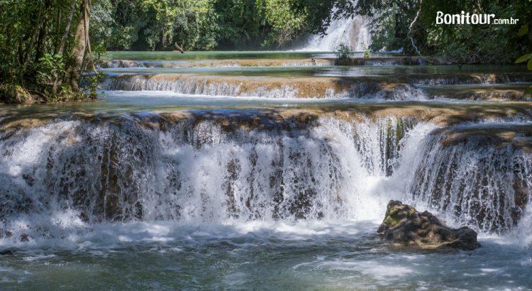 Cachoeiras no Brasil - Bonito MS