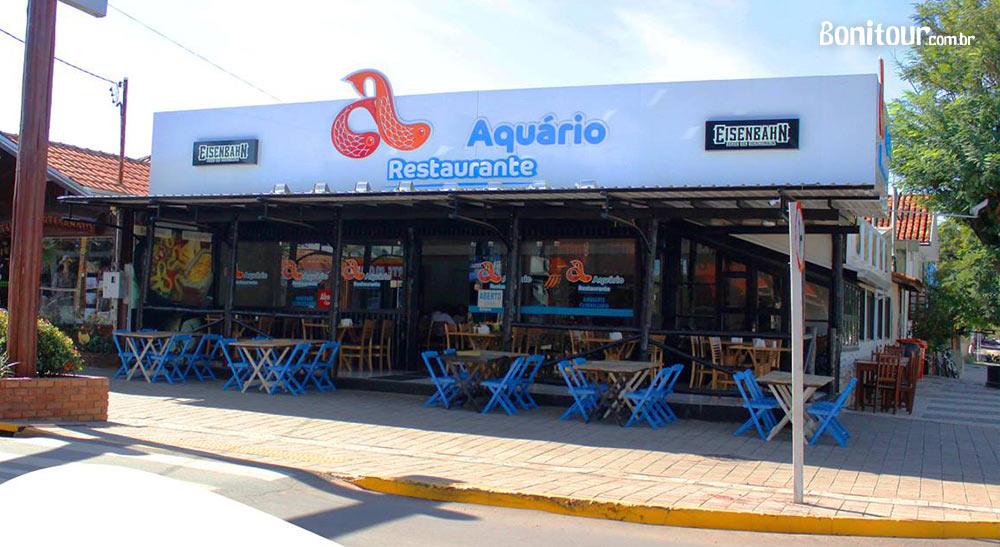 Onde comer em Bonito no Mato Grosso do Sul