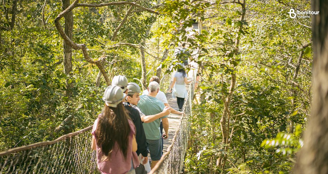 Bonito oferece turismo sustentável