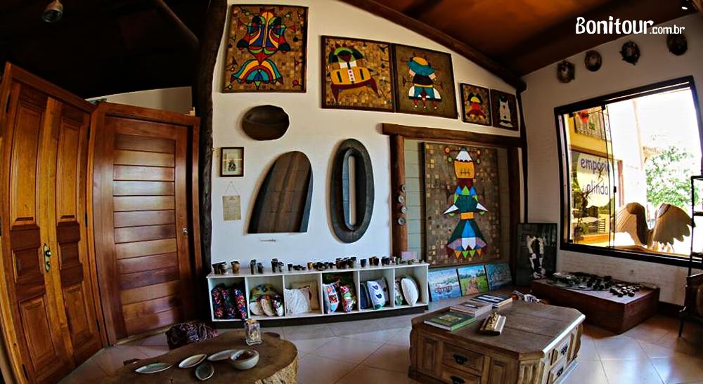 Empório Olinda – arte e cultura em Bonito MS