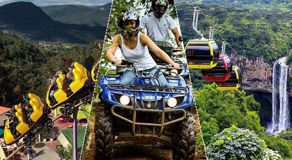 O que fazer na Serra Gaúcha, confira dicas de passeios de ecoturismo
