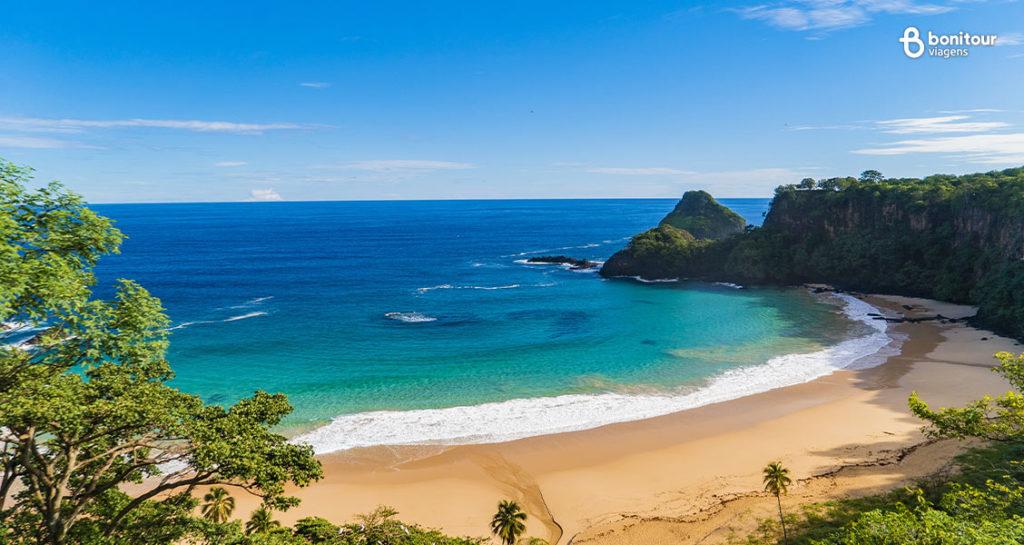 Praias em Fernando de Noronha