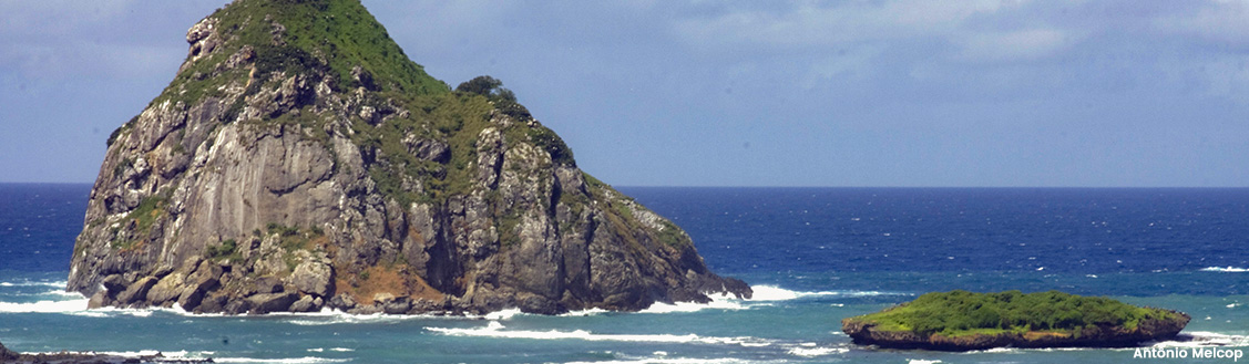 Baia do Sueste Fernando de Noronha