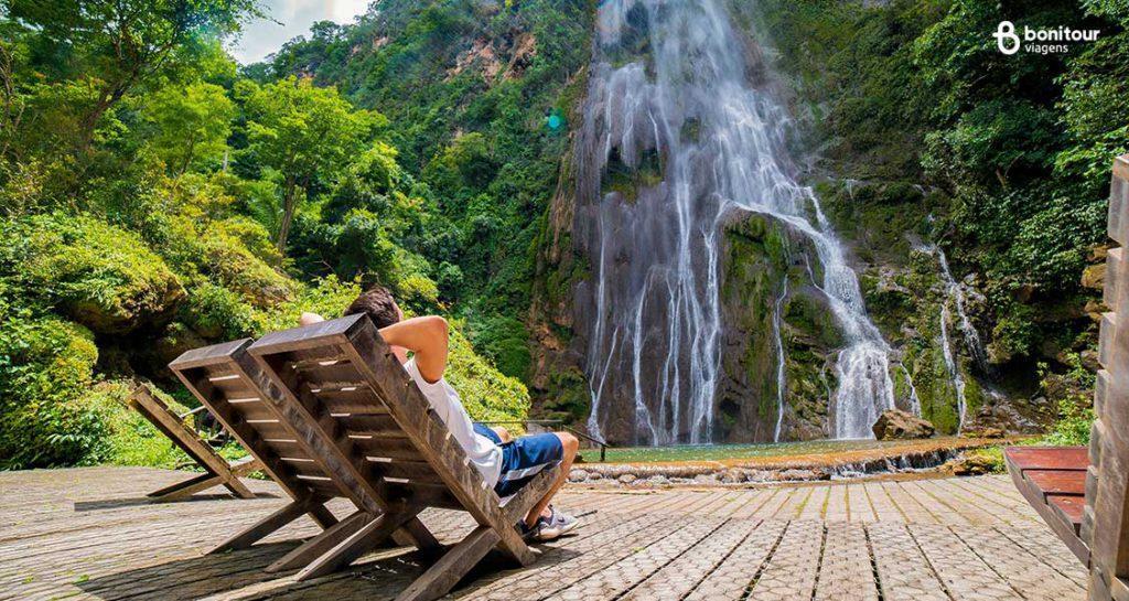 Trilhas e Cachoeiras da Boca da Onça: passeio imperdível para essa época!
