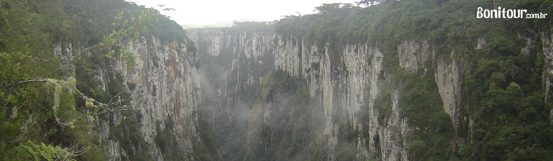 Cânion do Itaimbezinho – Cambará do Sul - RS