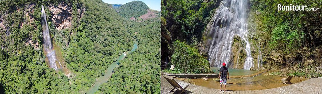 Cachoeira Boca da Onça