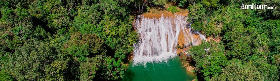 Cachoeiras da Serra da Bodoquena + Day Use