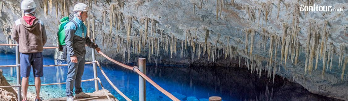 Gruta do Lago Azul Contemplação