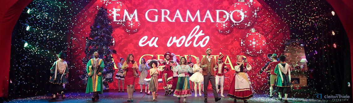 Natal pelo mundo - Gramado RS