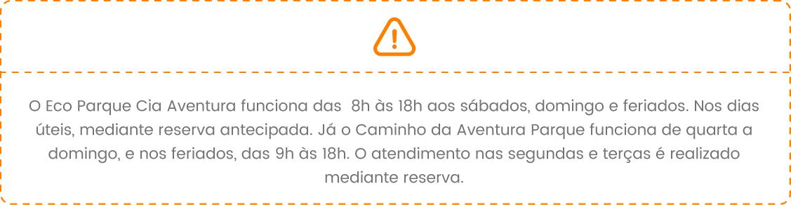 Horário_de_atendimento_Eco_Parque_Cia_Aventura