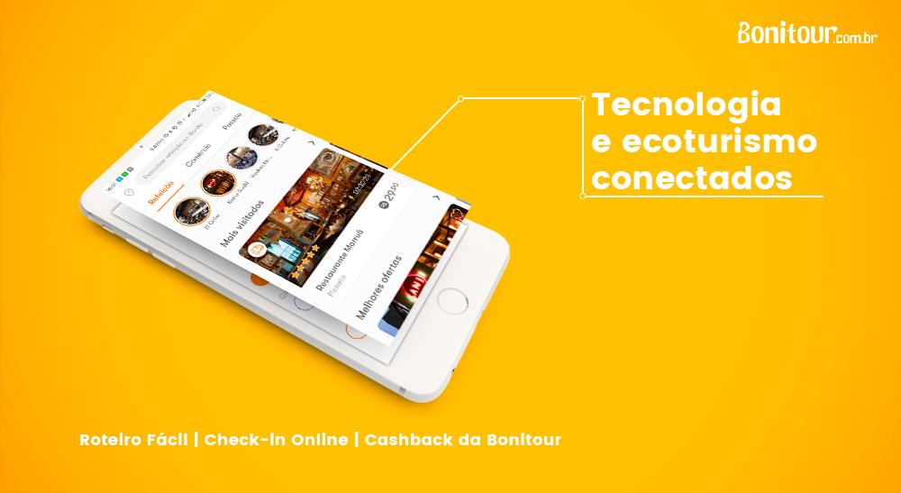 Roteiro Fácil, Check-in Online e o Cashback da Bonitour