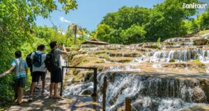 Cachoeiras da Nascente Azul