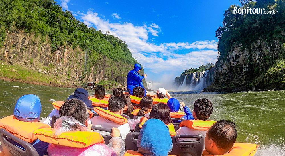 Descubra como ir para Foz do Iguaçu