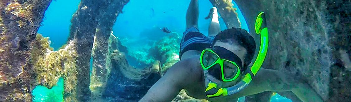 noronha em junho mergulho de snorkel