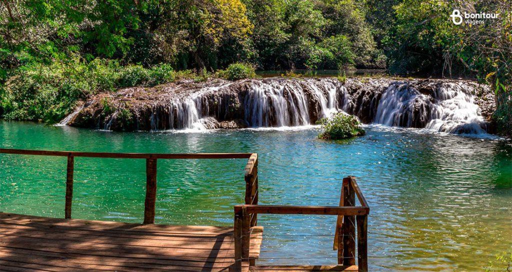 Trilha das Cachoeiras Recanto das Águas