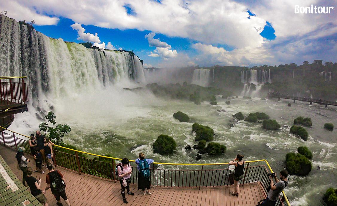 cachoeiras-Foz-do-Iguaçu