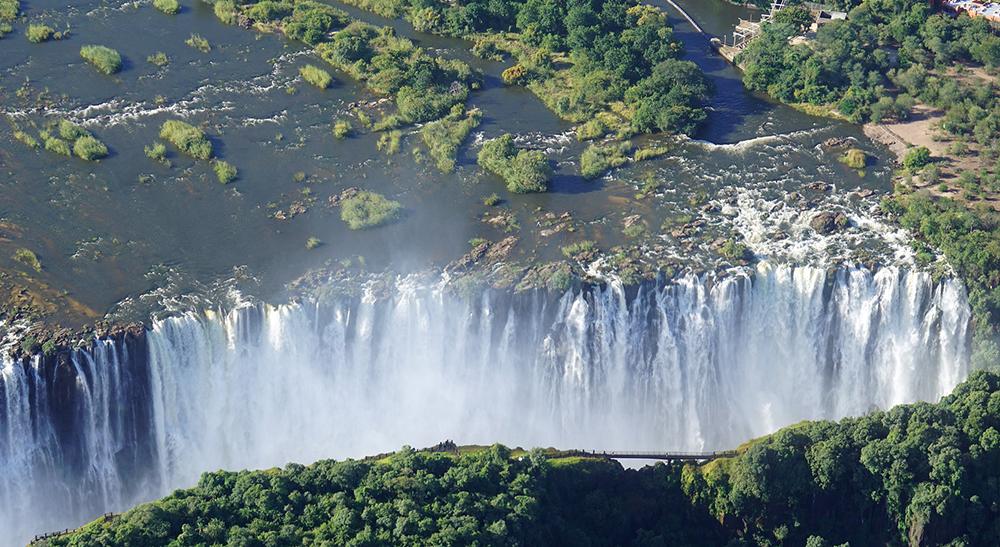 De cachoeiras a esportes radicais: conheça 6 recordes do ecoturismo
