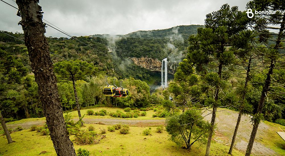 Veja as melhores dicas do que fazer na Serra Gaúcha em outubro