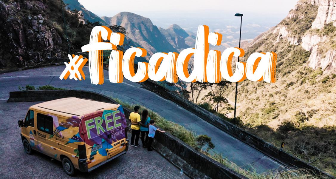 #ficadica – Pegue a estrada com a Libber Campervans, por Breno Borges