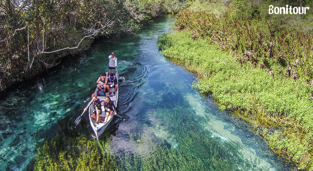 Conheça as vantagens de viajar para Bonito/MS no mês de maio