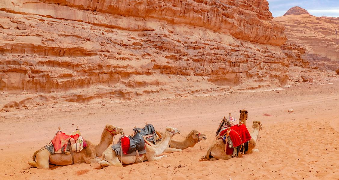 Deserto-de-Wadi-Rum