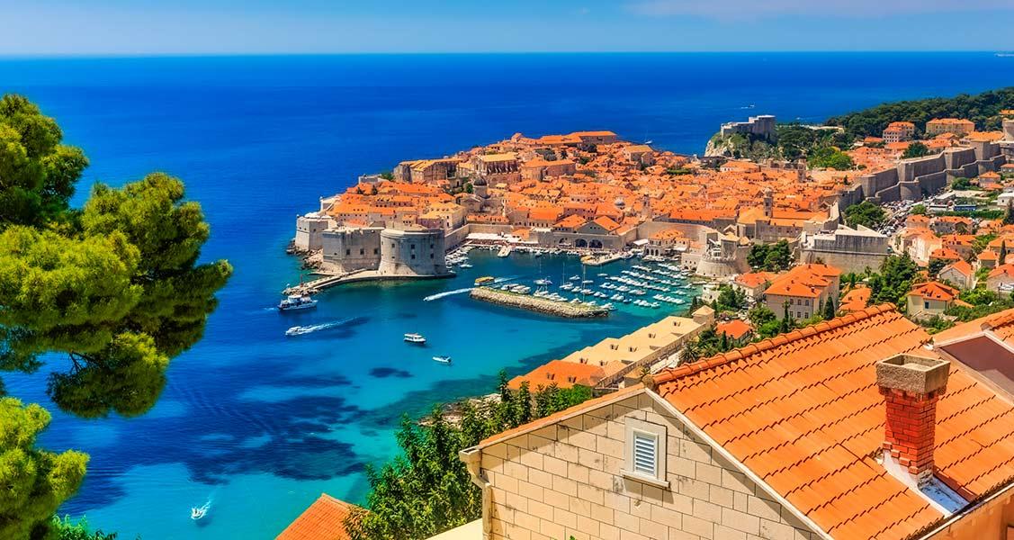 Dubrovnik-na-Croácia