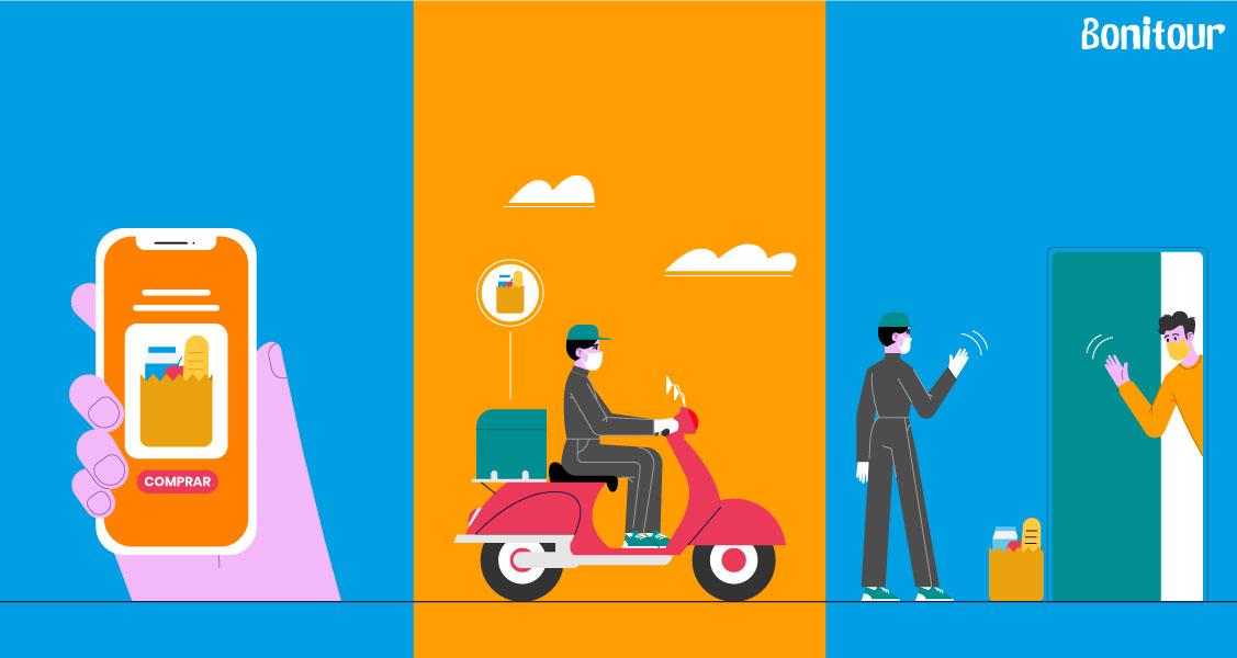 Ilustração-de-delivery