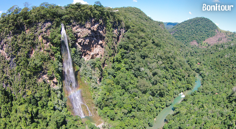 As 10 cachoeiras mais altas do Brasil