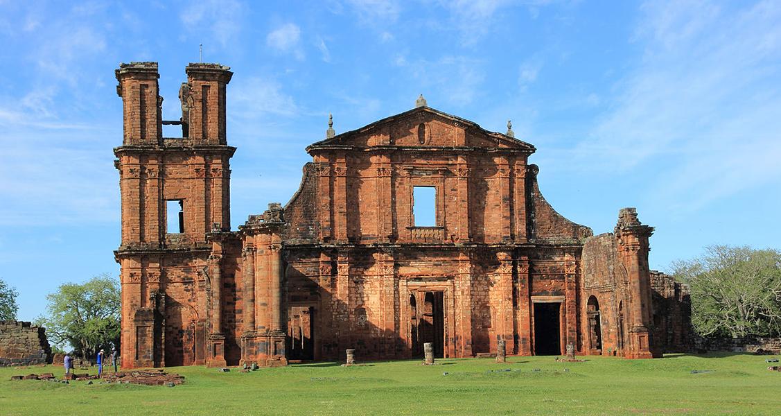 Ruínas-de-São-Miguel-do-Arcanjo