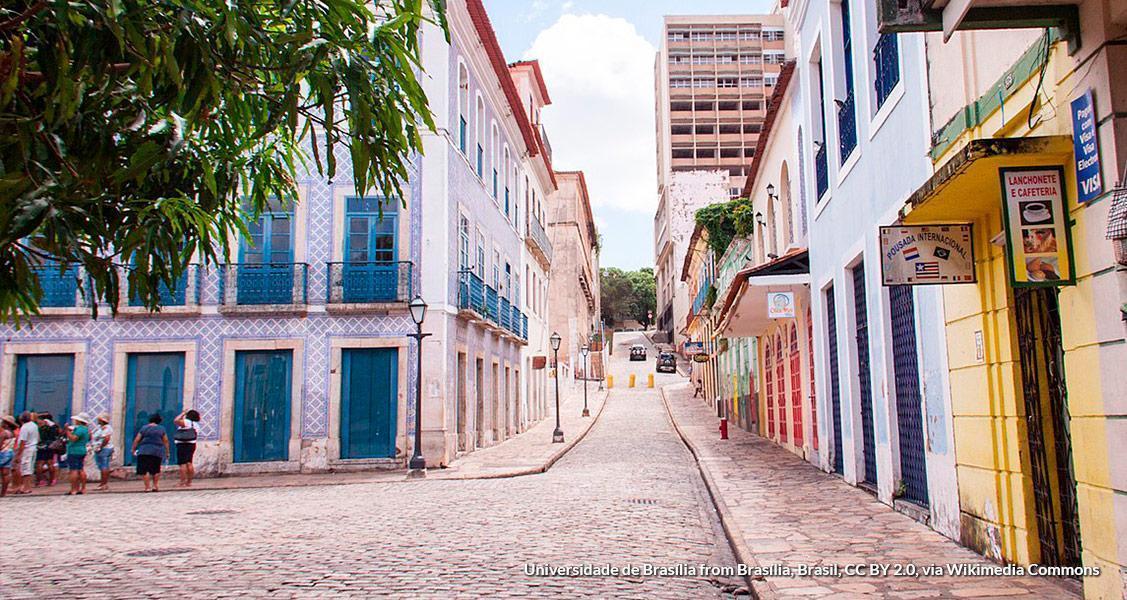 Centro histórico de São Luís/MA