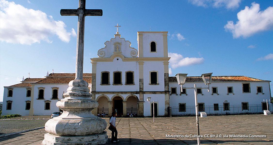 Conheça os Patrimônios Históricos Culturais do Brasil: Praça São Francisco/SE