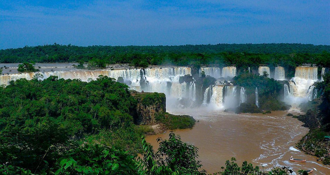 Conheça os Patrimônios Históricos Culturais do Brasil: Parque Nacional do Iguaçu/PR