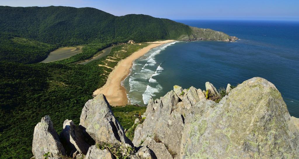 Trilha da Lagoinha do Leste em Florianópolis SC
