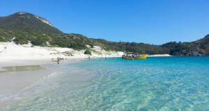 Praia do Farol em Arraial do Cabo RJ