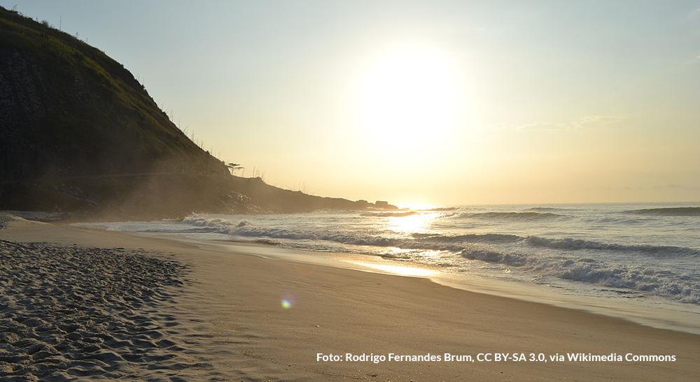 Bandeira azul: conheça as praias brasileiras premiadas
