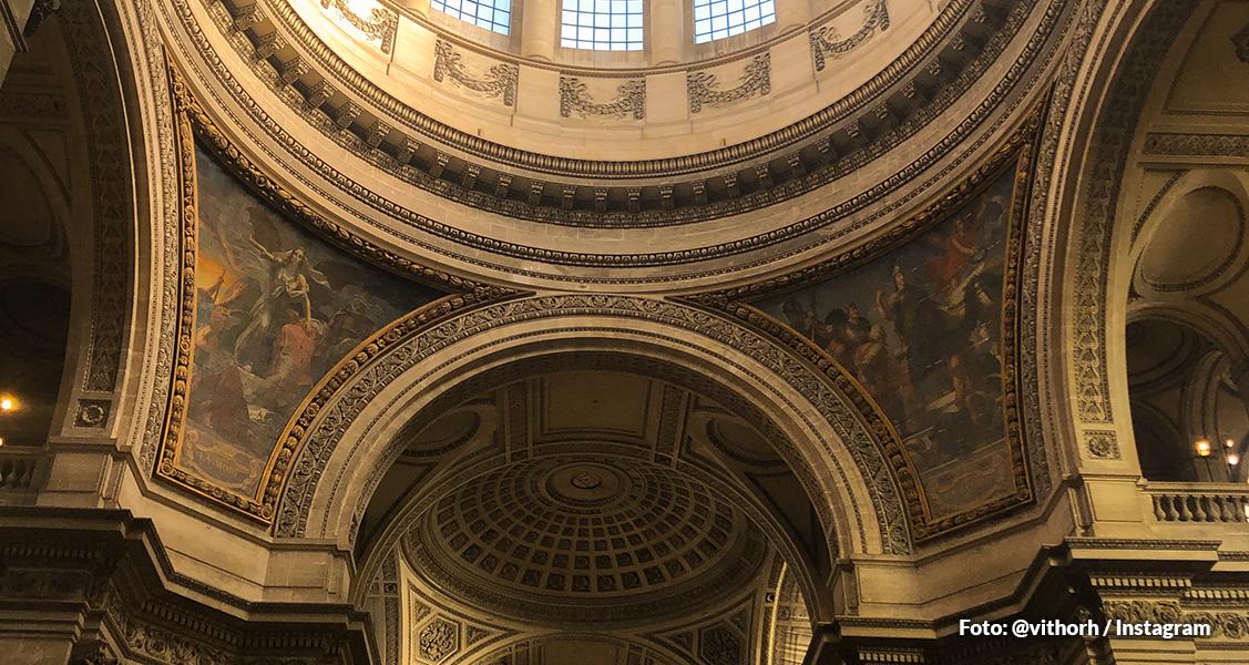 Panteão de Paris, França