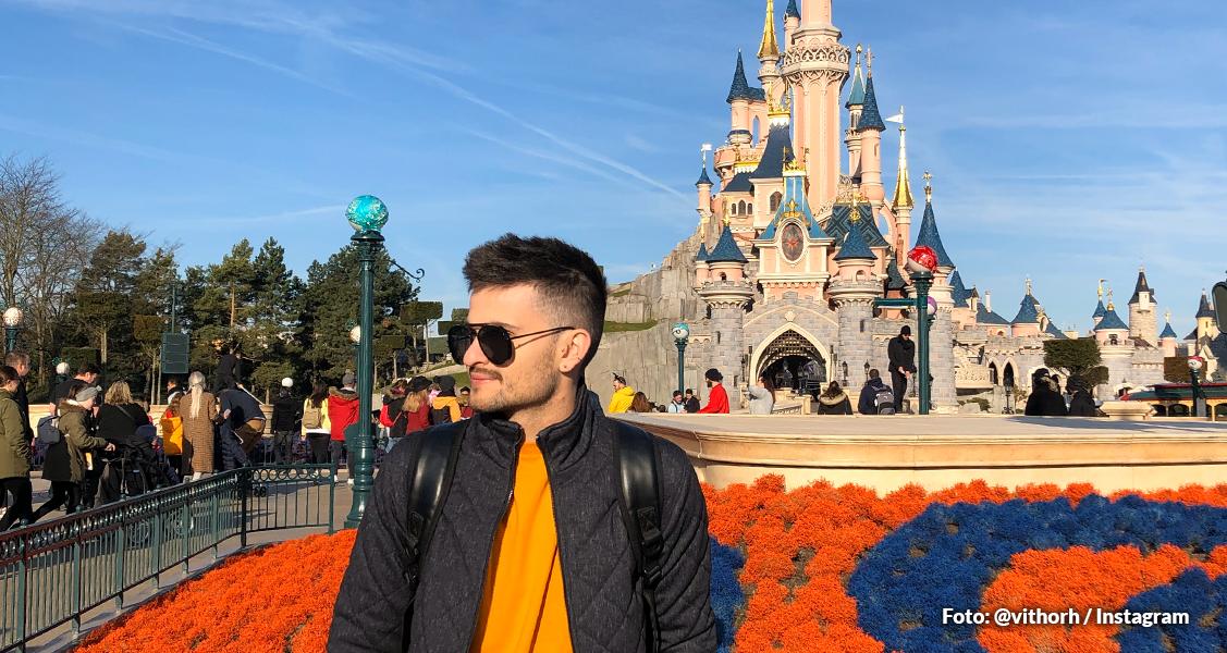 Disney de Paris, França