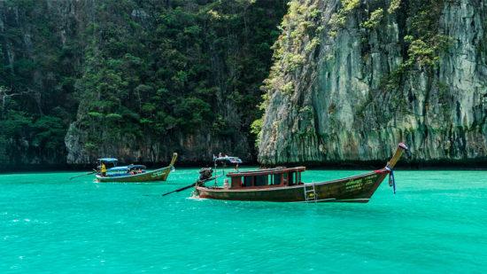 10 lugares paradisíacos ao redor do mundo