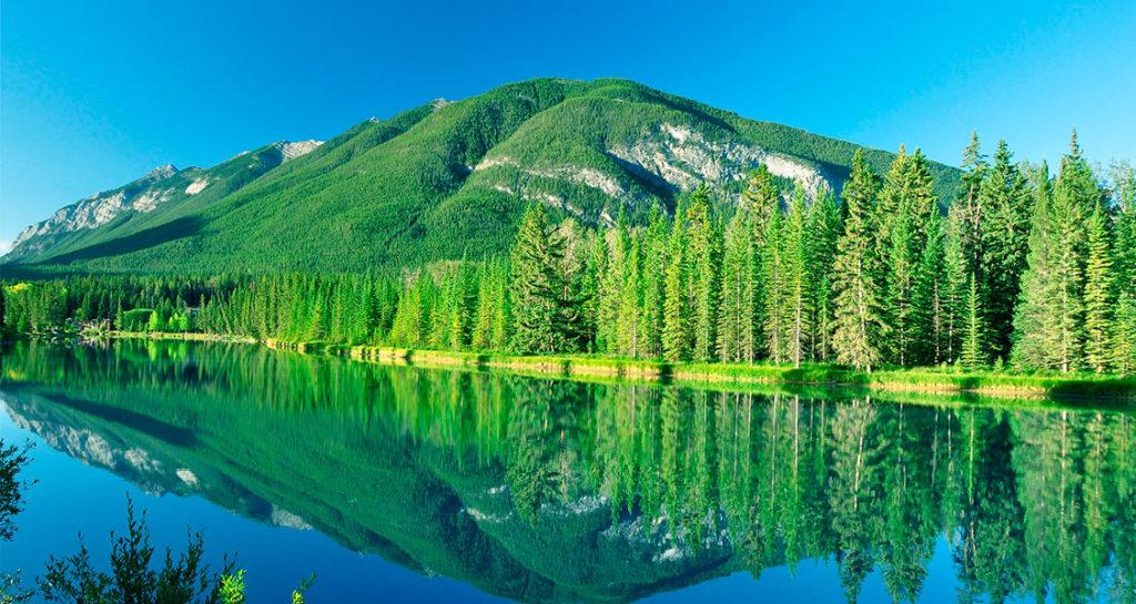 10-destinos-paradisiacos-Banff