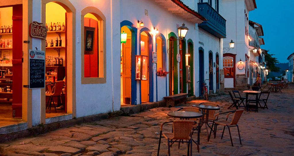 Centro Histórico de Paraty/RJ