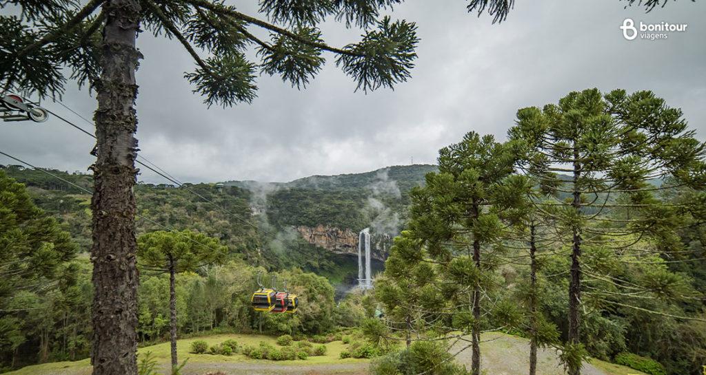 Parque Estadual do Caracol em Canela/RS