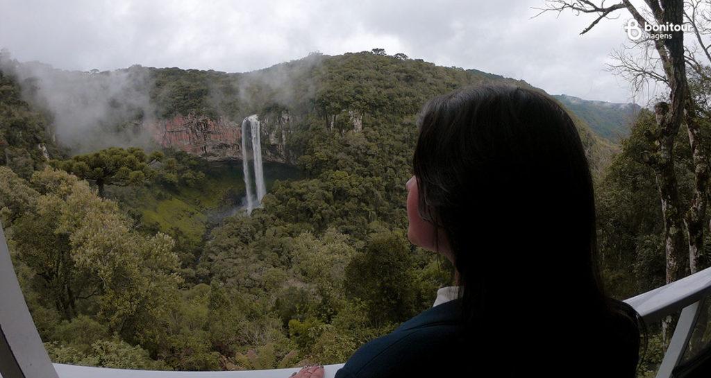 Mirante do Parque do Caracol