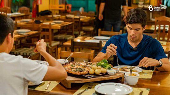 Os deliciosos pratos típicos de Bonito/MS